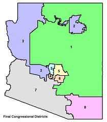 Map Of Arizona Voting Districts.Danvk Org Politics